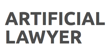 logo artificial lawyer